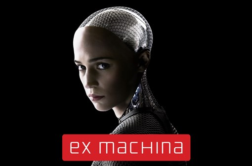 Basement movie: Ex machina